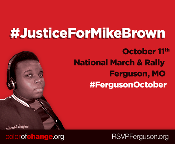 ColorOfChange.org Joins Nationwide Coalition in Ferguson