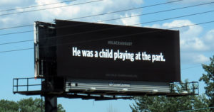 The family of Tamir Rice issue a statement in support of ColorOfChange billboards