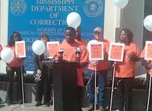 ColorOfChange members joined fight to stop Mississippi private prison's practice of abusing youth