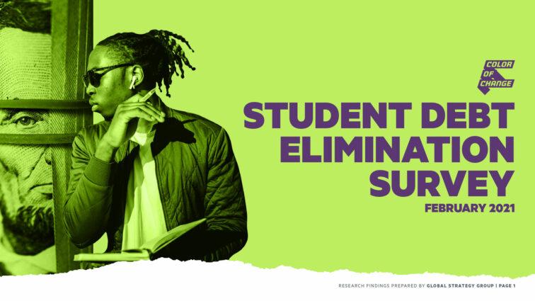 Student Debt Elimination Survey