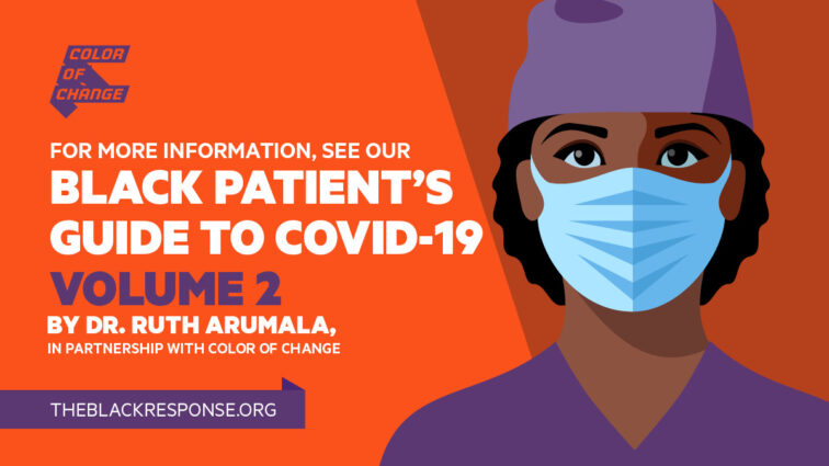 Black Patients Guide to COVID-19